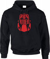 KIT CAR HOODIE - INSPIRED BY DAVID HASSELHOFF KNIGHT RIDER